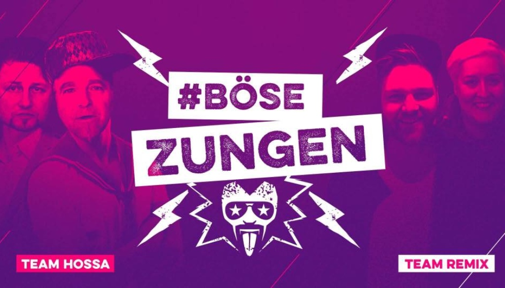 Episode XXL – Remix meets Hossa Talk #bösezungen