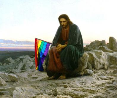 Jesusandtheflag