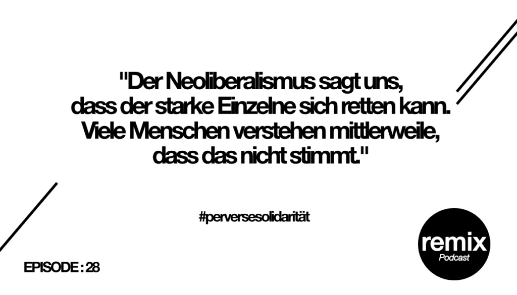 Episode 28 – Interview mit Arne Bachmann über Rechtspopulismus und #perversesolidarität