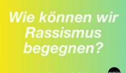 Episode 48 – Wie können wir Rassismus begegnen? #brauneäpfel